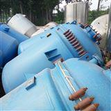 专业回收二手3吨搪瓷反应釜