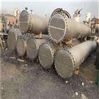 拆除工厂设备回收二手列管冷凝器