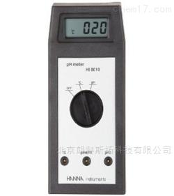 日本HANNA汉娜/哈纳便携式pH计/ HI 8010B