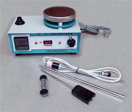 智能磁力加热搅拌器