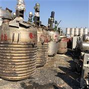 大量销售二手10吨不锈钢反应釜