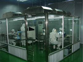 百级工业洁净室设计维护