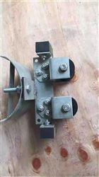 GHC-Ⅱ10号工字钢电缆传导滑车厂家