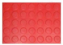 红色大圆点绝缘垫 高压绝缘垫 绝缘垫 高压绝缘垫地毯
