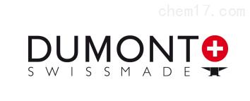 Dumont镊子0203-N7-PO 弯头自锁镊子 电镜透射镊子 反向镊子