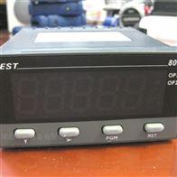 8080-1-0-0-0-0WEST 8080温控器1/8 DIN双色指示器