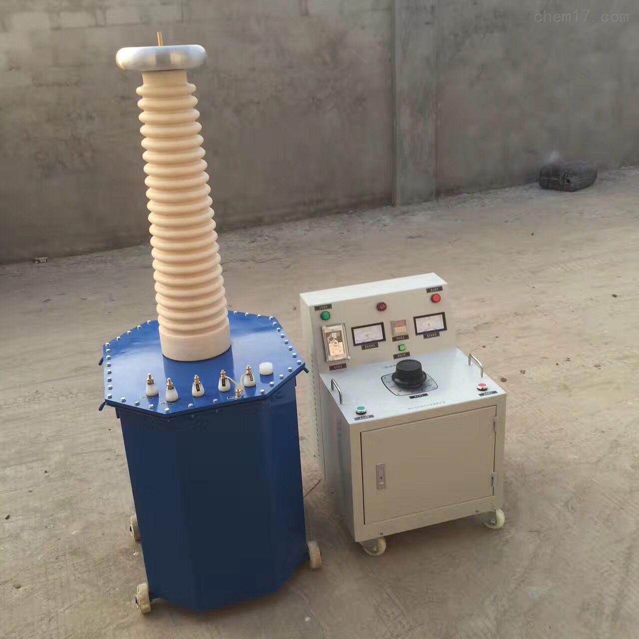 工频耐压试验装置电力承装修试设备可租凭