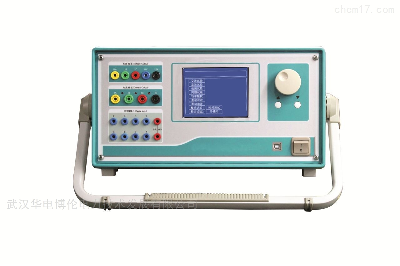 BL-1266微机继电保护系统测试仪