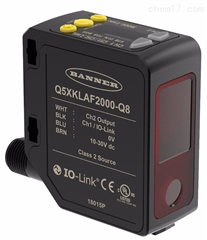 Q5XKLAF2000-Q8美國邦納BANNER傳感器