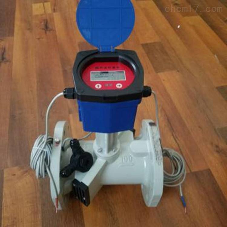 TDS-100R海峰DN50双声道管段式超声波热量表