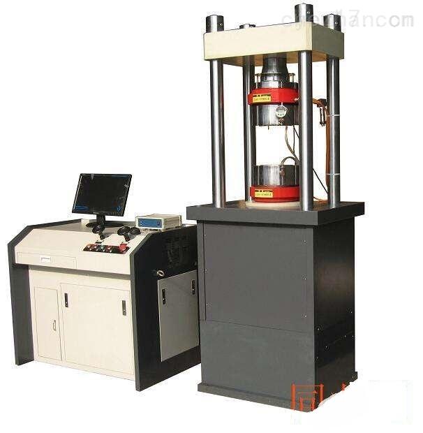 膨胀节疲劳刚度试验机