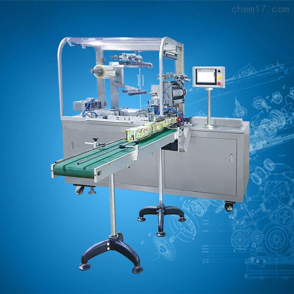 广州型透明膜三维全自动包装机