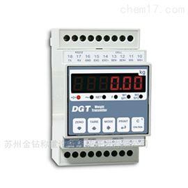 过程控制称重显示器连接PLC