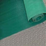 ST绿条纹橡胶板