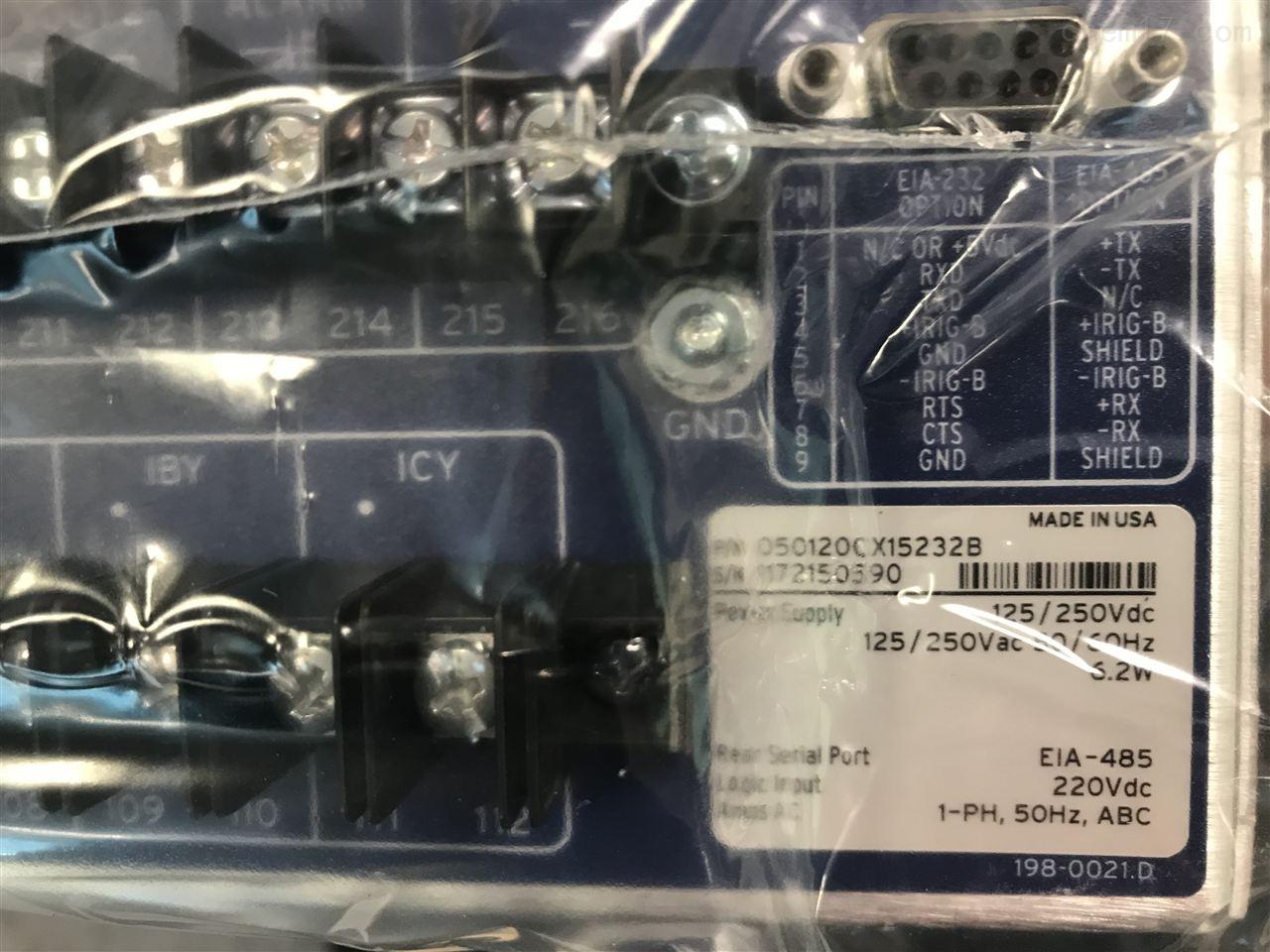 美国SEL-787微机保护装置/SEL上海总经销