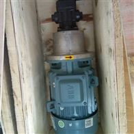 KRACHT齿轮泵组KF40RF2-D15+电机