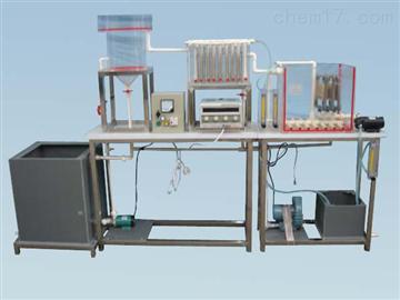 TKSH-412型电解法渗漏液膜反应实验