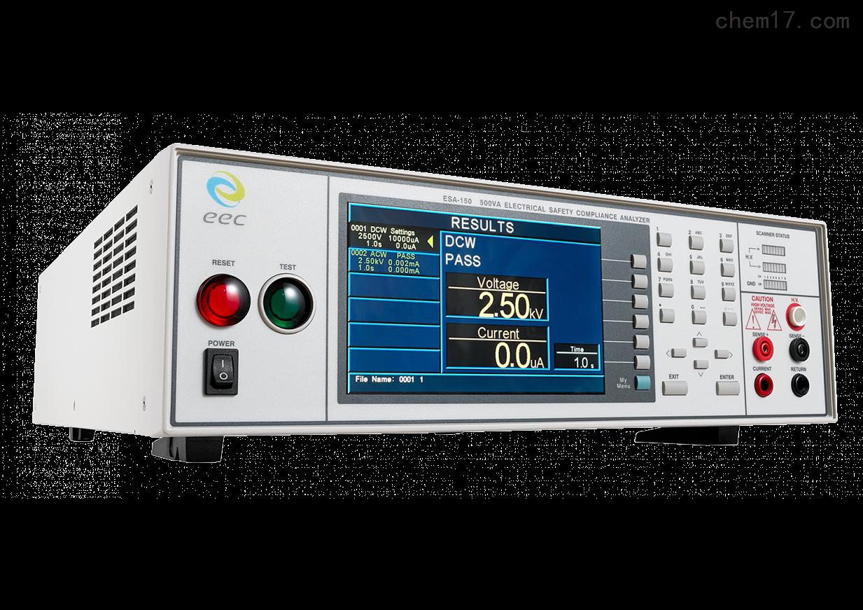 台湾华仪安规测试仪ESA140/150