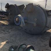 出售二手20吨钛材反应釜
