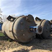 二手20吨钛材反应釜