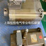 西门子电机内置编码器玻璃震碎当天修复更换