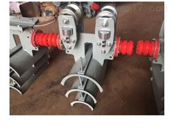 HC-Ⅴ工字钢电缆滑车型号