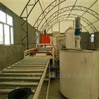 渗透硅质聚苯板设备生产线整体设计理论