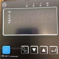 KS42-112-0000E-000德国PMA KS42-1温控器PMA过程控制器