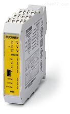 MSC-CB-AC-FI8FO2-121289德国安士能EUCHNER安全继电器