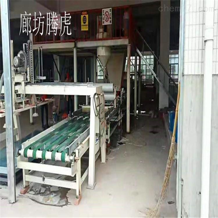 玻镁板生产设备规格齐全性质稳定