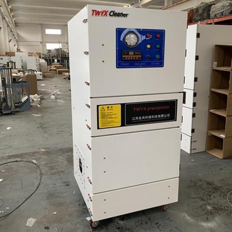 金属颗粒粉尘工业除尘器