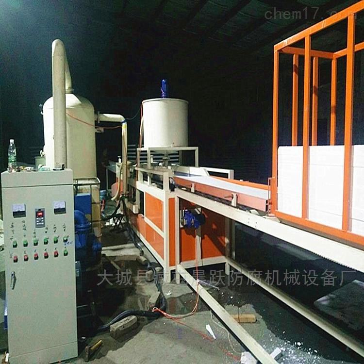 渗透硅质板设备现场指导安装