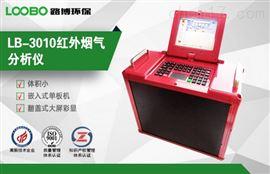 LB-3010微流红外气体传感器 非分散红外烟气分析仪