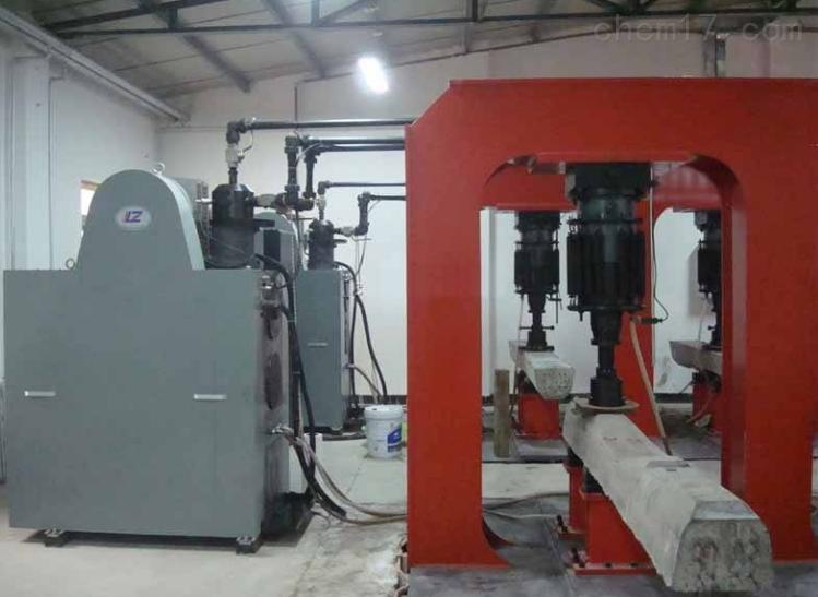 钢筋机械连接接头拉压往复疲劳试验机