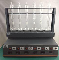 深圳多功能蒸馏器CYZL-6C氨氮蒸馏仪