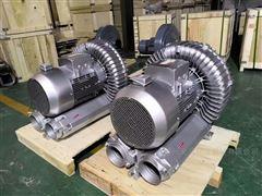 15KW污水厂曝气高压鼓风机