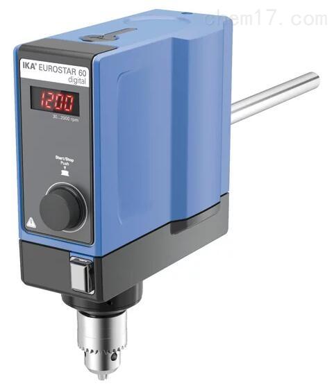 德国IKA 欧洲之星100数显型悬臂搅拌器