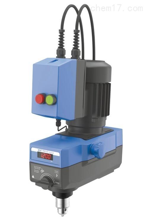 德国IKA RW 47 digital数显型悬臂式搅拌器