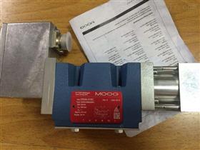MOOG伺服阀D661-4640技术资料