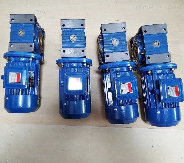 利政 RV090铸铁箱体蜗轮减速箱结实耐磨