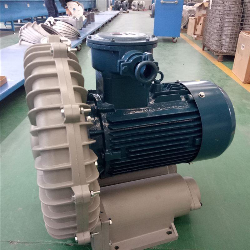 11KW防爆高压漩涡气泵
