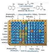 高通量光氧化还原反应系统