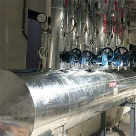 内蒙古通辽铁皮罐体保温施工