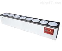 单列八孔电热恒温水浴锅