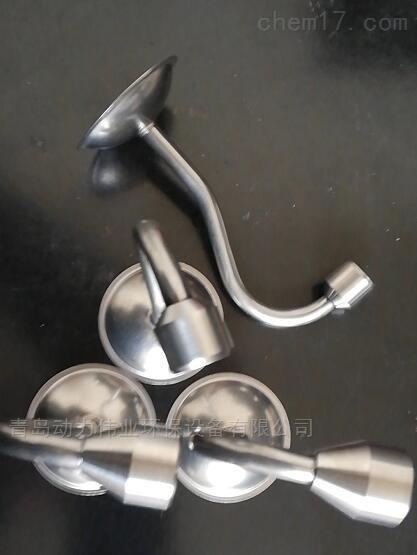 低浓度钛合金采样头直径14毫米16毫米定制