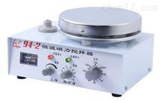 94-2 定時磁力加熱攪拌器