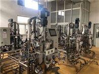 二手实验室三联发酵不锈钢储罐