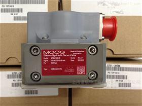 MOOG伺服阀G761-3033B应用领域