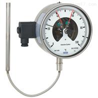 型号 TGS73德国威卡WIKA温度计带电接点的气包式