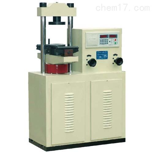 JH-Ⅴ-1(水泥)混凝土抗折抗压强度试验机